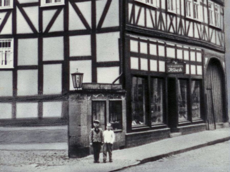 Schuhhaus Schuh Koch Historie 1957
