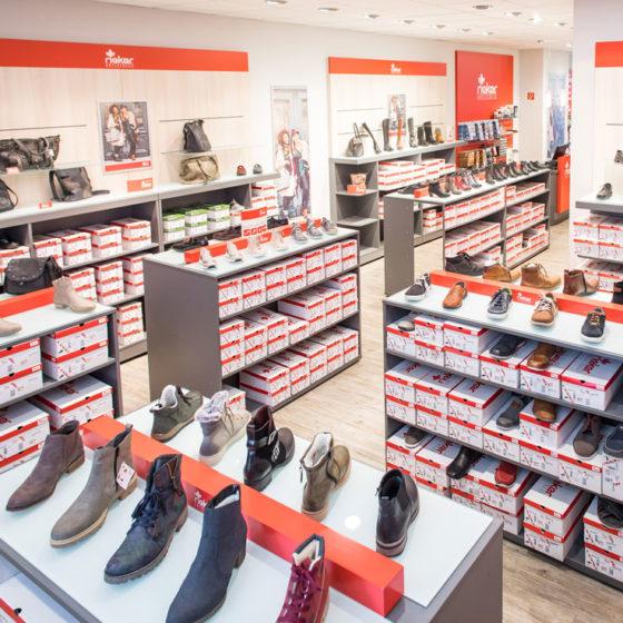 Schuh Koch Rieker Store Koeln